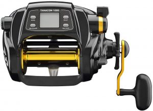 Daiwa Tanacom Power Assist Electric Fishing Reel