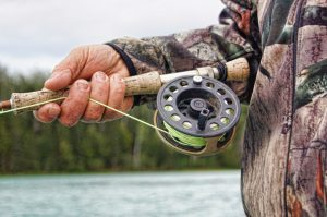 Fly Fishing Style of Reel