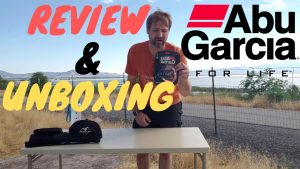 Abu Garcia Pro Max Spinning Reel Review & Unboxing PMAXSP10 Fishing Reel