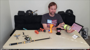 Comparing the LineOff, Berkley Max and the Du-Bro Bottle Bit Line Removers Strippers to find out what is the best fishing line stripper