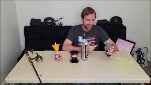 Comparing the Rapala Electric Line Remover to LineOff and Berkley Line Remover Max and Du-Bro bottle bit