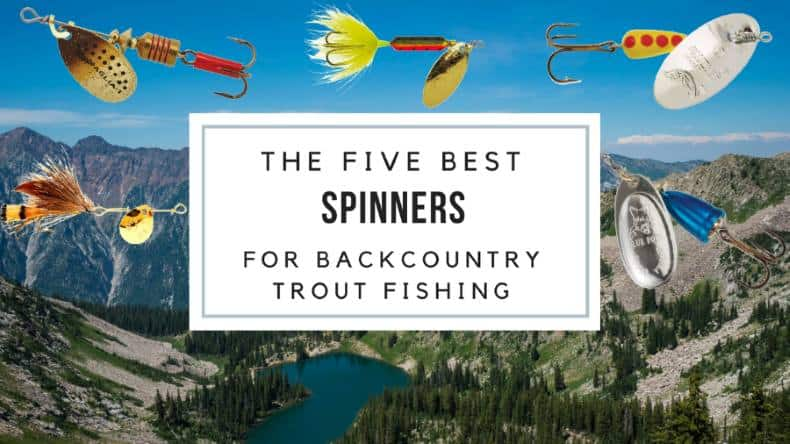 Best Trout Fishing Lures: Top 5 Best Spinners