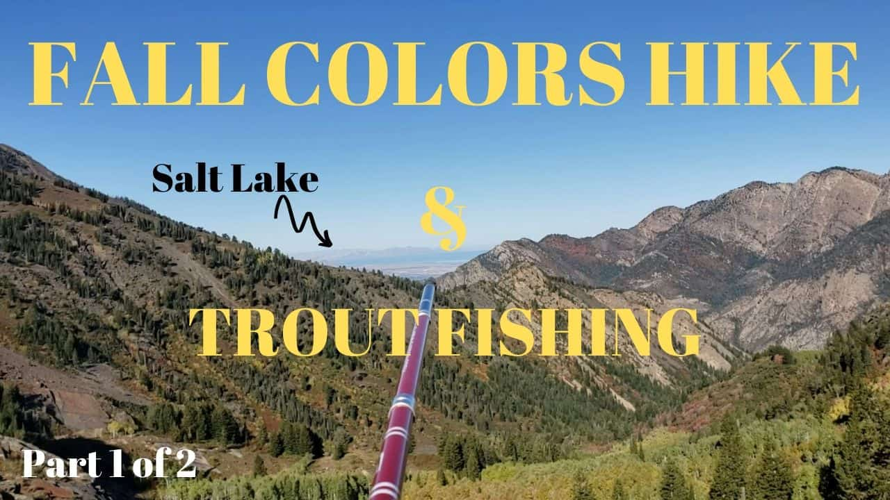 Lake Blanche Trail Fall Colors Hike in Utah