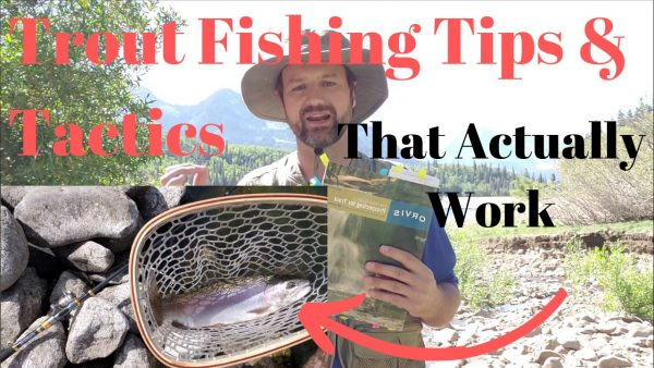Book Review The Orvis Guide to Prospecting for Trout, How to Catch Fish When There's No Hatch to Match Cover