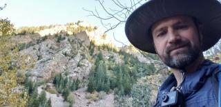 Todd Welch Lake Blanche Trail Hiking Fishing