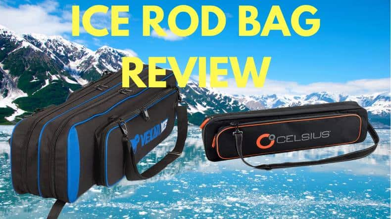 What's the Best Ice Fishing Bag Vexan ICE VS Celsius Basic Review