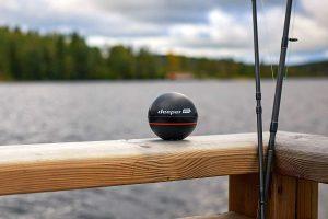 Best Portable Wireless Fish Finder the Deeper PRO+ Smart Sonar