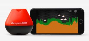 Deeper Start Smart Fish Finder - Castable Wi-Fi Fish Finder for Recreational Fishing from Dock, Shore or Bank